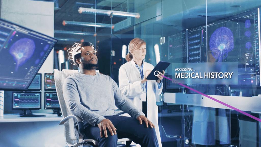Leidos Invictus Games Medicine Image 1