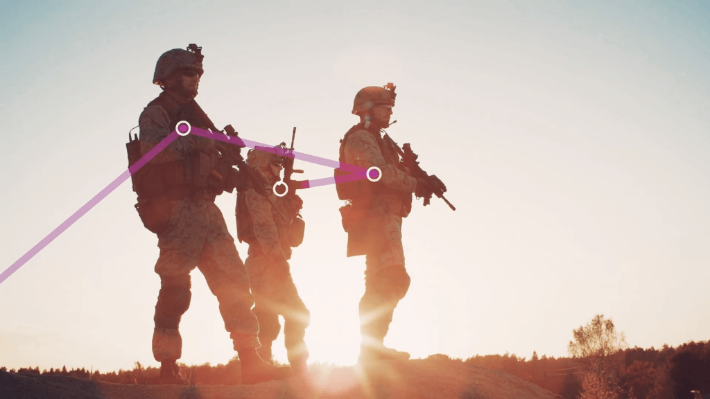 Leidos Invictus Games Soldiers Image 2