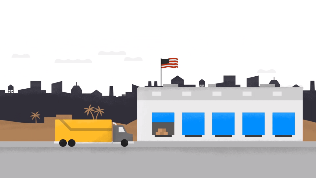 Amerijet Delivery Image