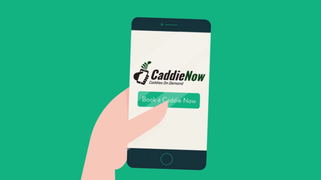 The CaddieNow App